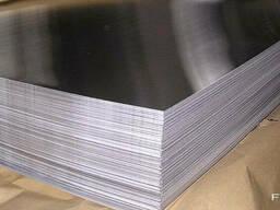 Лист 0, 8 мм ст 65Г, х/к, трав. , т/о (НМЗ)