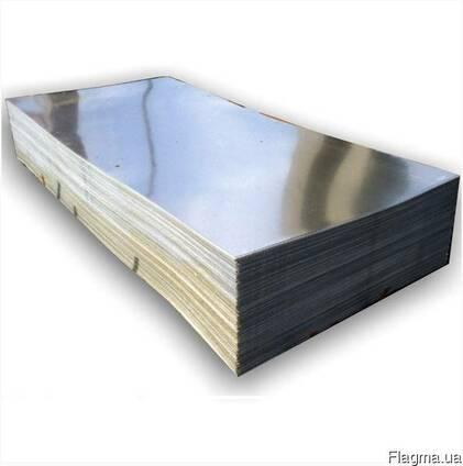 Лист 2,5 мм х/к 1,25х2,5 (1х2) 08КП