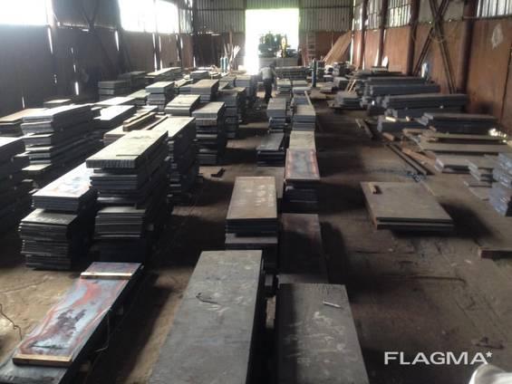 Полоса 50 х 200 х 1700 мм стальх12 купить