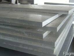Плита алюминиевая 40х1540х3048 В93Т (7021Т79)