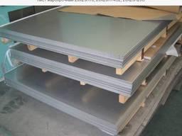 Лист 2х1000х2000 ст. 20Х23Н18 жаропрочная нержавеющая сталь