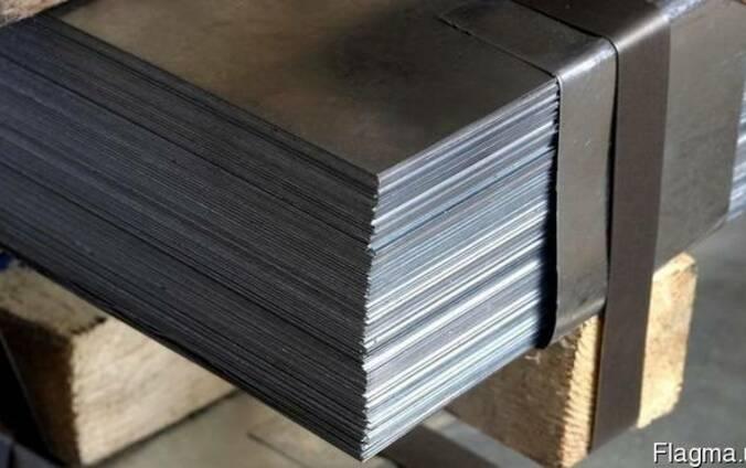 Лист 3,0х1000х2000мм сталь 65Г