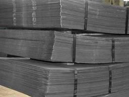 Лист 5х1500х6000мм по стали у8а