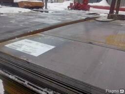 Лист 8мм ; 1,5х6; сталь s355