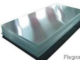 Плита, лист алюминиевая В95 12, 20, 25, 30, 35, 40, 18 мм