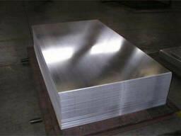 Лист алюминиевый 5,0*1500*3000 mm 1050