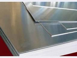 Лист алюминиевый 3х1250х2500мм