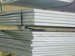 Лист алюминиевый 10мм Д16Т