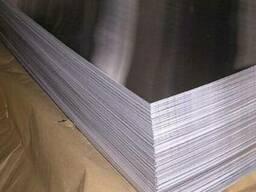 Лист алюминиевый 1х1000х2000мм марки АМцН2