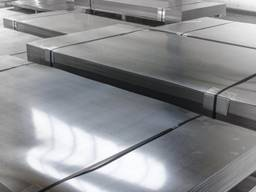 Лист алюминиевый 7мм АМг3 1500 мм * 3000мм