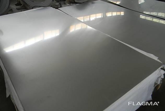 Плита алюминиевая 2024 Т351 50х1520х3020мм