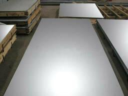 Лист нержавеющий 0, 5х1250х2500 мм AISI 304(аналог. ..