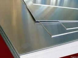 Лист алюминиевый 8, 0 (1, 5х4, 0) АМГ5 купить цена