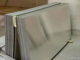Лист алюминиевый АД0 0, 5 1000х2000 1050 А Н24