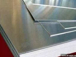 Лист Алюминиевый АМГ2, АМГ3, АМГ5, Н2(0, 5-3, 0*1500*3000 мм)