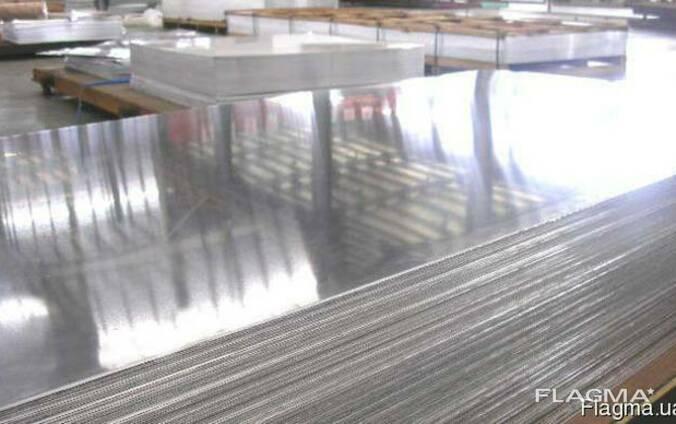 Лист алюминиевый Д16АТ 2,0х1500х4000 ГОСТ-21631-76 купить