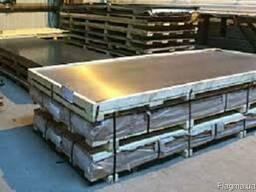 Лист алюминиевый АМг5М 2х1500х4000мм