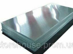 Плита алюминиевая АМГ6 12, 80, 85, 90 мм АМЦ 16мм