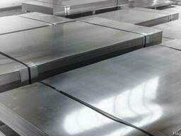 Лист алюминиевый 1х1500х3000 мм марки АМГ3