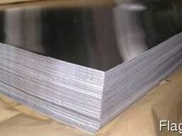 Лист алюминиевый гладкий, марка ст. -АД0, размер-1000x2000мм