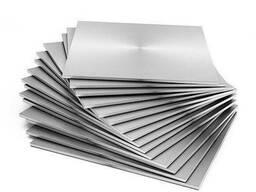 Лист алюминиевый из сплавов А5М, АД1М (Н), АМЦМ, АМЦН2, А5М,