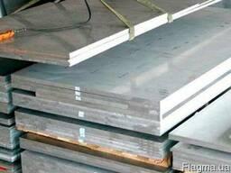 Лист алюминиевый марка Д16АМ размер 0,8х1500х4000 мм