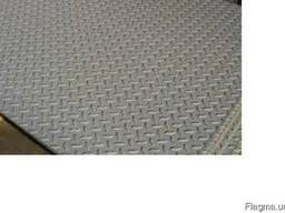 Лист алюминиевый рифленный 5х1500х3000мм, купить, цена,