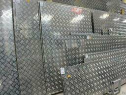 Лист алюминиевый рифленый 4, 0х1500х4000 мм
