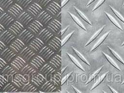 Лист алюминиевый рифленый 15 20 25 30 35 40 45 50 55 60. ..
