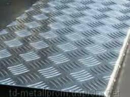 Лист алюминиевый рифленый Д16Т