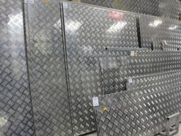 Лист алюминиевый рифленый Квинтет 4,0х1500х3000 мм