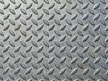 """Алюминиевый лист рифленый """"Квинтет"""" раскроем 5,0х1250х2500мм - фото 1"""