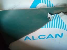 Алюминий окрашенный лист, рулон, 1мм