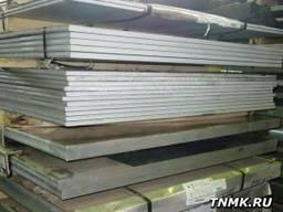 Плита алюминиевая АМг6 (1560)12х1500х4000мм порезка доставка