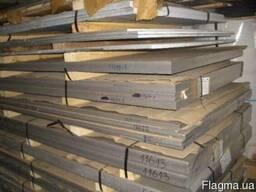 Лист алюминиевый тол.5х1250х2500 мм 5754Н111(АМГ3м).