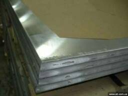 Лист алюминиевый, лист дюралевый, плита алюминиевая