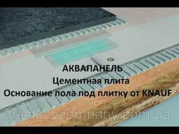 Aquapanel skylite Knauf 900*2400*8 мм для Внутренних работ