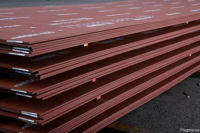 Лист Hardox 450 ф 22,00х1500х6000 доставка, порезка
