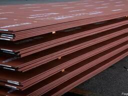 Лист Hardox 600 ф 40, 00х2000х6000 доставка, порезка