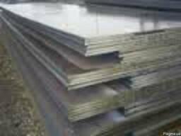 Лист износостойкий Swebor 500 2, 5 -12, 0 мм