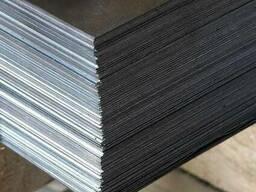 Лист легированный ст 65Г, 1, 5 мм