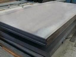 Лист стальной 20 мм (2х6) сталь 09Г2С
