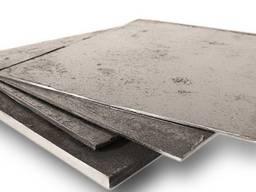Лист горячекатаный (г/к) 30x1500x6000, лист стальной, цена