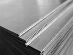 Лист стальной горячекатаный т.8,0 мм, ст.3