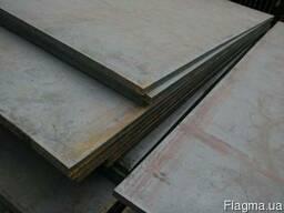 Лист стальной холоднокатаный 1, 2 (1, 25х2, 5)
