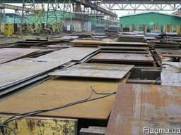 Лист горячекатаный cталь 65Г рессорно-пружинная сталь 65Г.