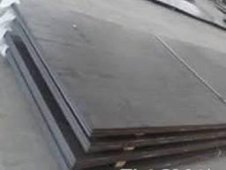 Лист пружинный стальной 65г d- 10 мм Х 1000х2000