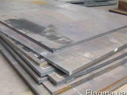 Лист горячекатаный стальной t=2-25 мм. сталь 3