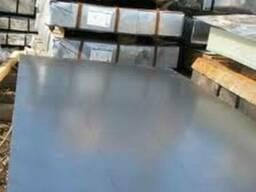 Лист холоднокатаный 2х1250х2500 мм ст.08кп