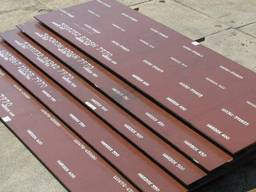 Лист сталь Hardox 400 т. 6 мм